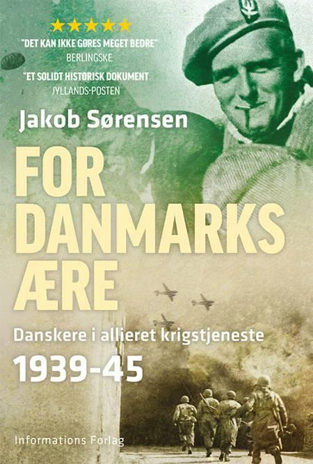 For Danmarks ære af Jakob Sørensen