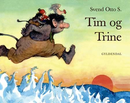 Tim og Trine af Svend Otto S.