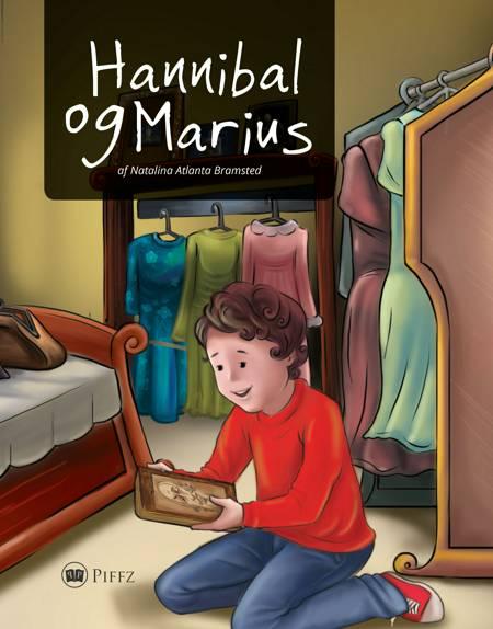 Hannibal og Marius af Natalina Atlanta Bramsted