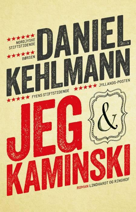 Jeg og Kaminski af Daniel Kehlmann