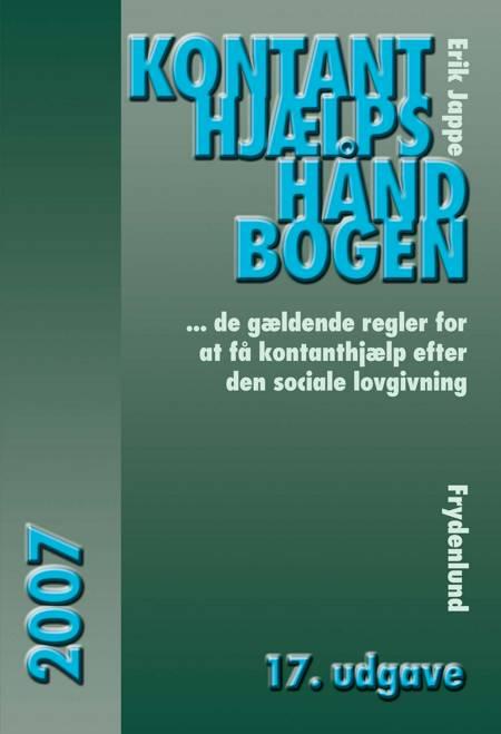 Kontanthjælpshåndbogen 2007 af Erik Jappe