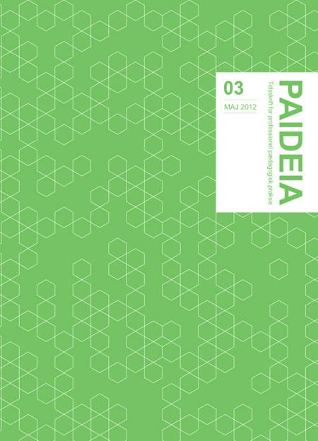 Paideia 03 - maj 2012 af Lars Qvortrup, Stefan Hermann og Yngve Nordkvelle m.fl.