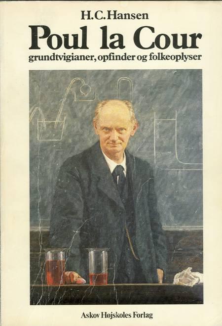 Poul la Cour af Hans Christian Hansen