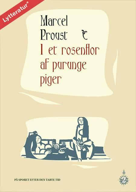 I et rosenflor af purunge piger af Marcel Proust