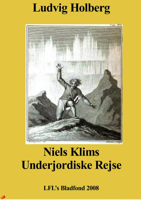 Niels Klims underjordiske rejse af Ludvig Holberg og Kåre Bluitgen