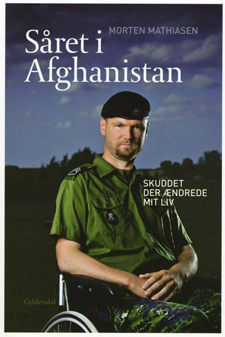 Såret i Afghanistan af Morten Mathiasen
