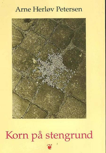 Korn på stengrund af Arne Herløv Petersen