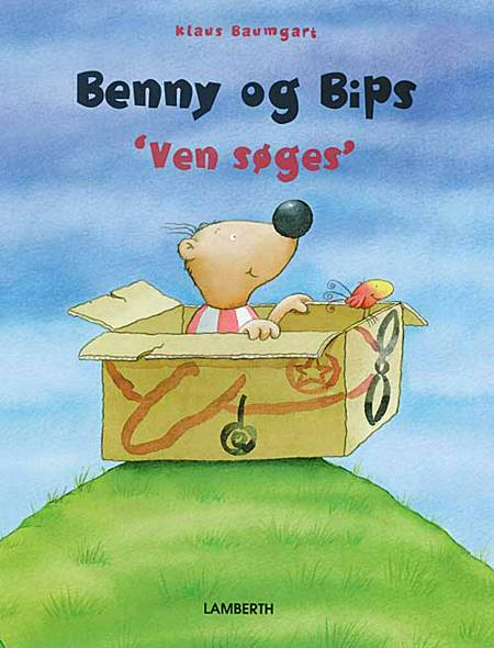 Benny og Bips - ven søges af Klaus Baumgart