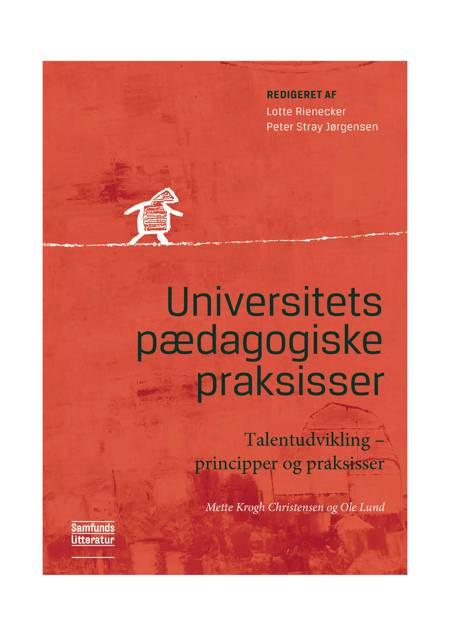 Talentudvikling - principper og praksisser af Mette Krogh Christensen og Ole Lund