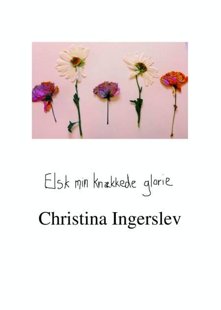 Elsk min knækkede glorie af Christina Ingerslev