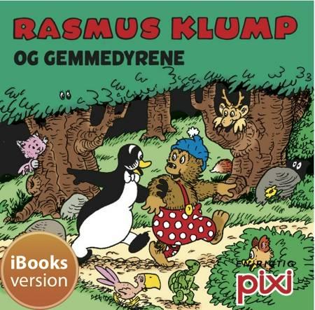 Rasmus Klump og gemmedyrene af Per Sanderhage