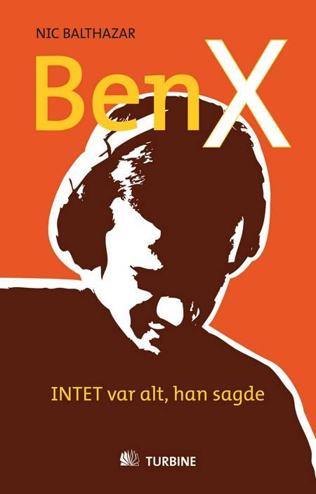Ben X af Nic Balthazar