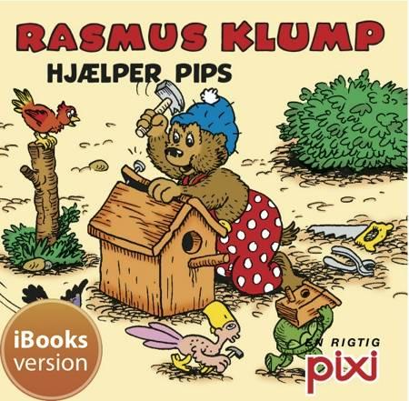 Rasmus Klump hjælper Pips af Per Sanderhage