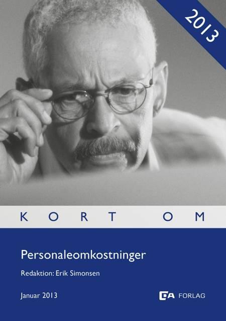 Kort om Personaleomkostninger 2013 af Erik Simonsen