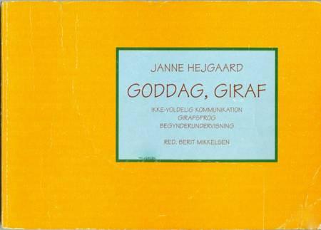 Goddag, giraf af Janne Hejgaard