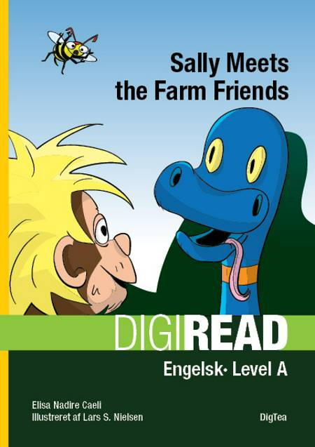 Sally Meets the Farm Friends - Engelsk af Elisa Nadire Caeli