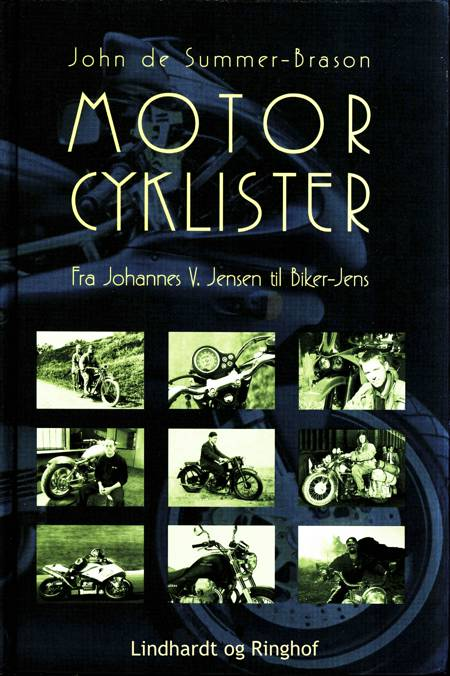 Motorcyklister af John de Summer-Brason