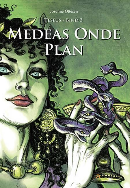 Medeas onde plan af Josefine Ottesen