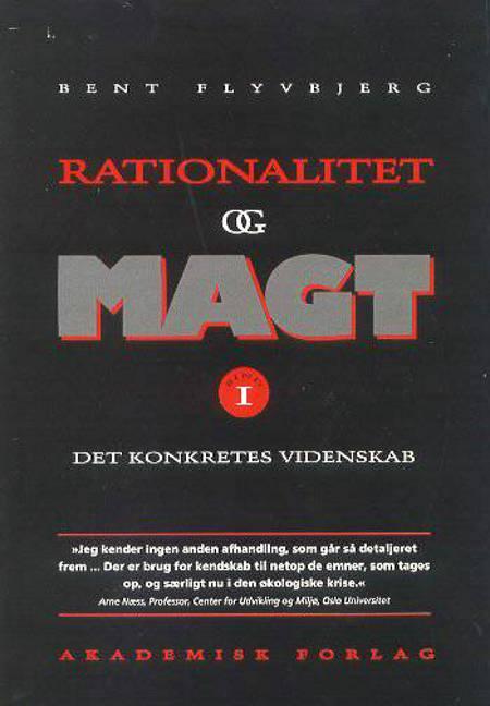 Rationalitet og magt af Bent Flyvbjerg