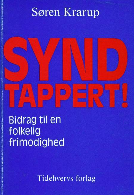Synd tappert! af Søren Krarup