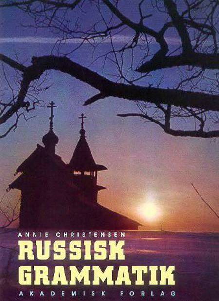 Russisk grammatik af Annie Christensen