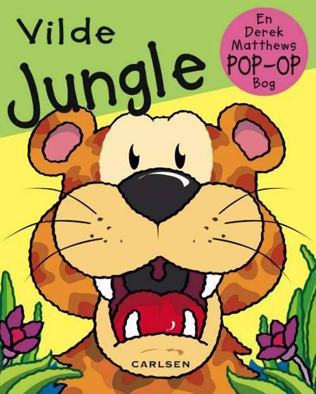 Vilde jungle af Derek Matthews