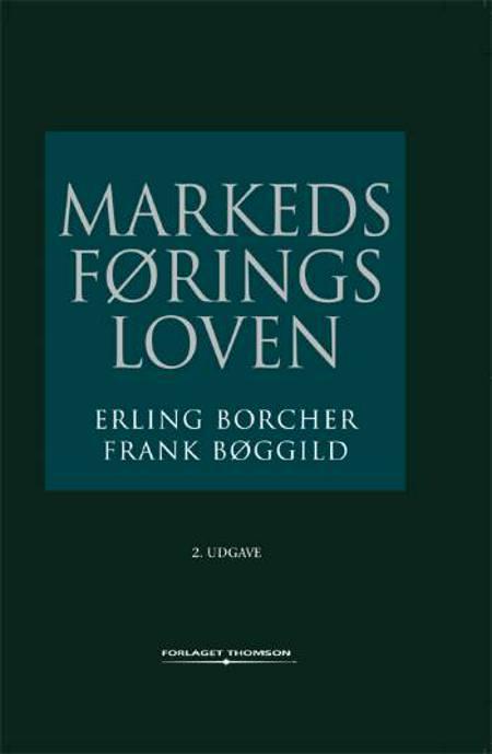 Markedsføringsloven af Erling Borcher og Frank Bøggild