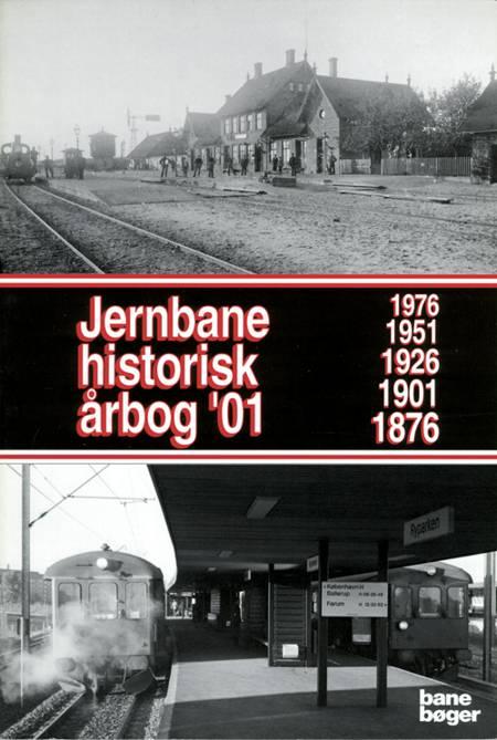 Jernbanehistorisk årbog af Poulsen og Christensen