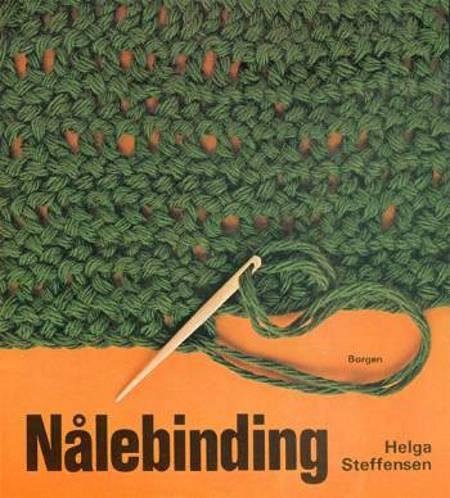 Nålebinding af Helga Steffensen