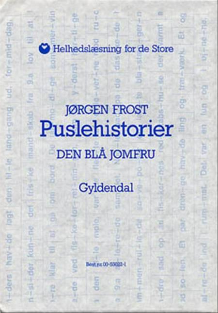 Den blå jomfru af Jørgen Frost, Jytte Lau og Terje Nordberg