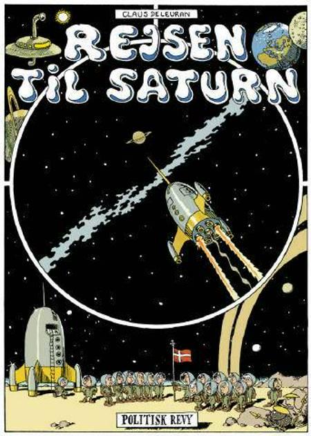 Rejsen til Saturn af Claus Deleuran