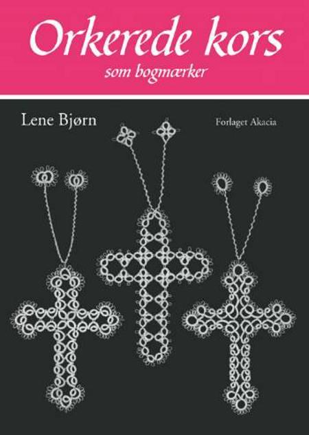 Orkerede kors som bogmærker af Lene Bjørn
