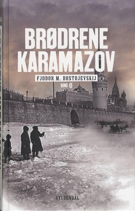 Brødrene Karamazov af F. M. Dostojevskij