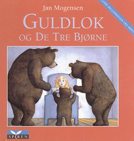Guldlok og de tre bjørne af Jan Mogensen