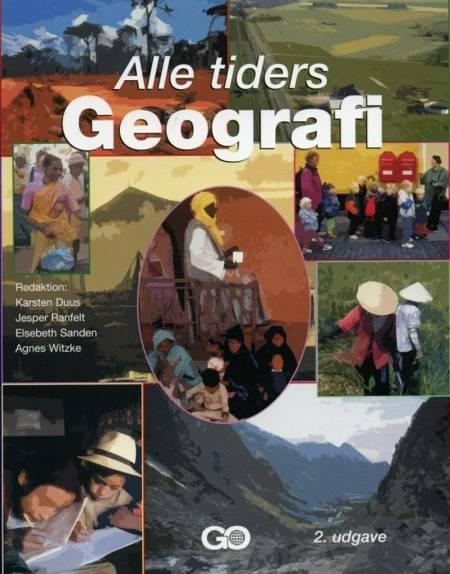 Alle tiders geografi af Christian Friis Bach, Axel Bredsdorff og Ole B. Clausen m.fl.