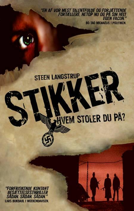 Stikker af Steen Langstrup