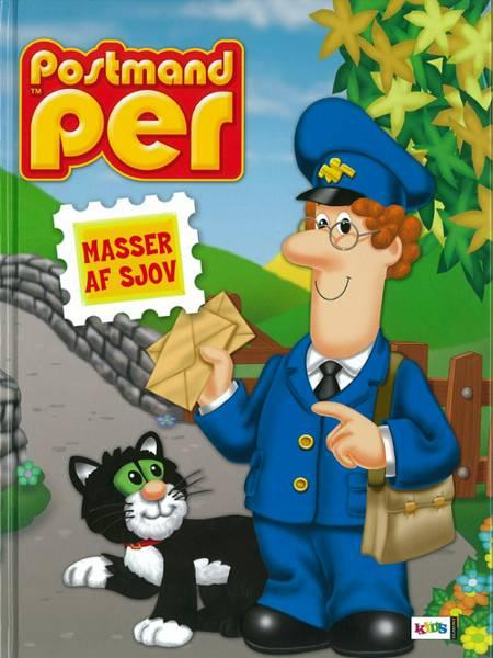 Postmand Per - masser af sjov af John A. Cunliffe