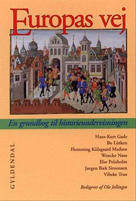europas verdenshistorie bog