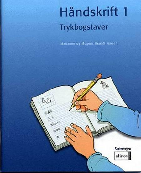 Håndskrift 1 af Marianne og Mogens Brandt Jensen m.fl.
