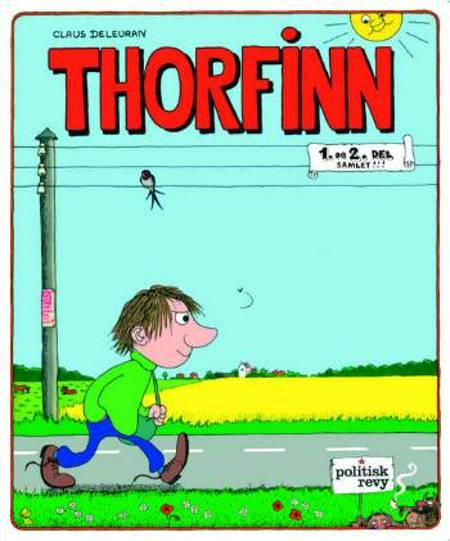 Thorfinn, 1. og 2. del samlet!!! af Claus Deleuran
