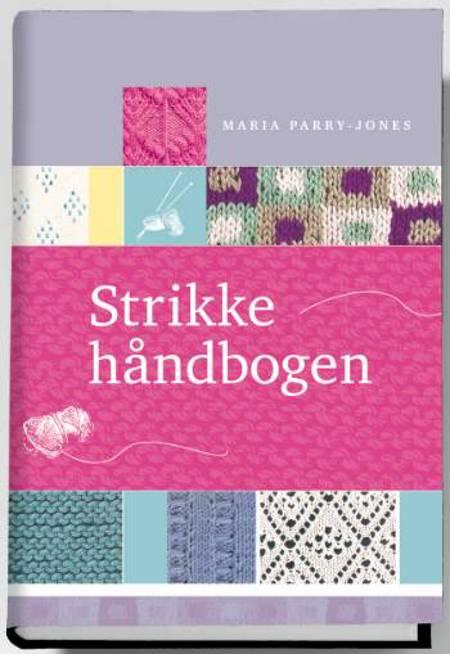 Strikkehåndbogen af Maria Parry-Jones