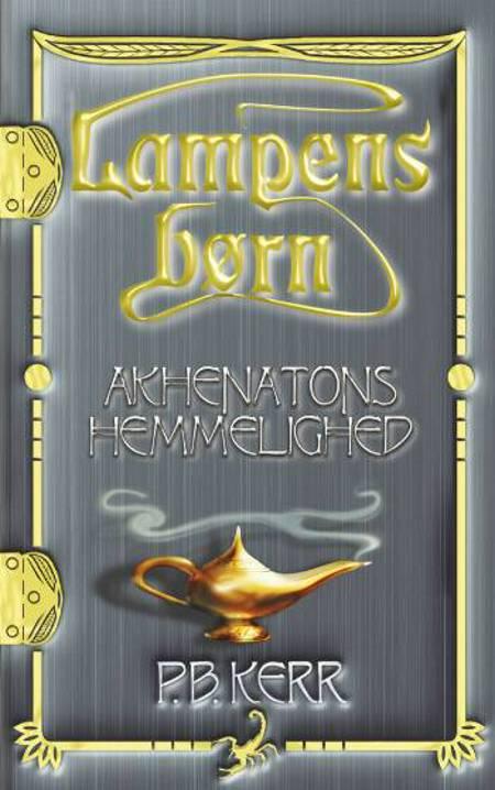 Akhenatons hemmelighed af Philip Kerr
