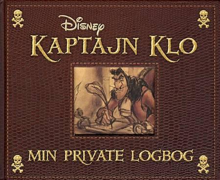 Kaptajn Klo - min private logbog af Disney og Mario Cortéz