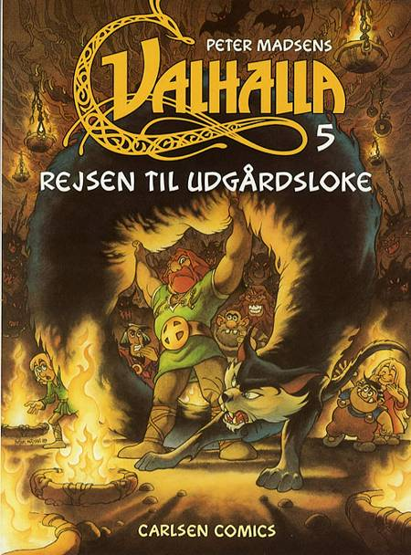 Rejsen til Udgårdsloke af Peter Madsen og Henning Kure