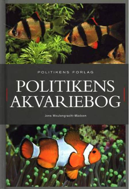 Politikens akvariebog af Jens Meulengracht-Madsen