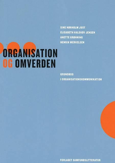 Organisation og omverden af Sine Nørholm Just