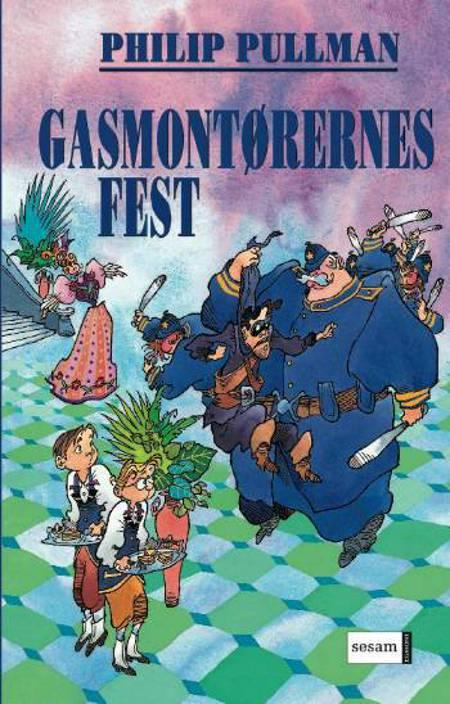 Gasmontørernes fest af Philip Pullman