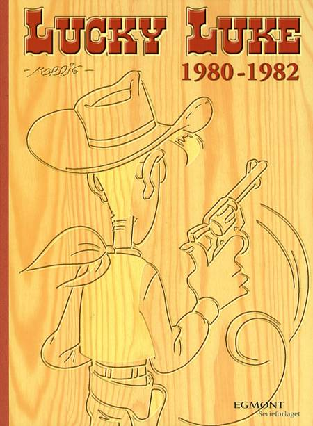 Lucky Luke 1980-1982 af Morris
