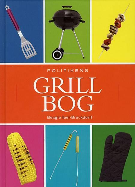 Politikens grillbog af Beagle Iuel-Brockdorff