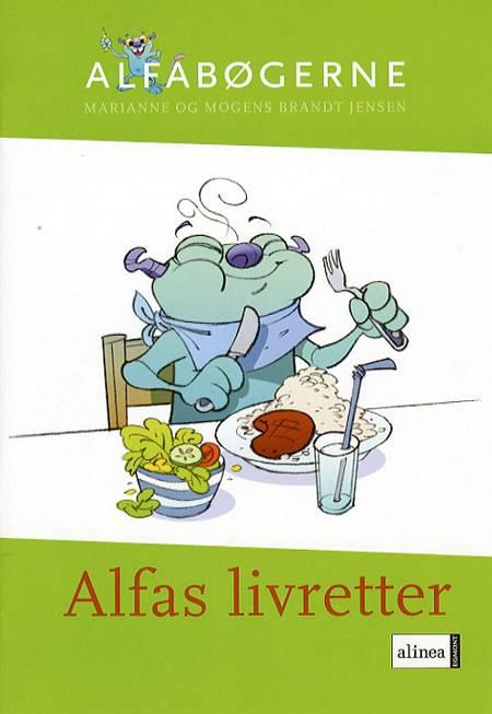 Alfas livretter af Marianne, Mogens Brandt Jensen og Marianne Brandt Jensen